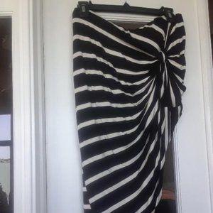 Asymmetrical Skirt/Beach Cover Up- NWOT